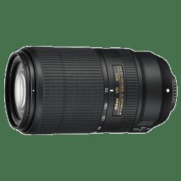 Nikon Nikkor Lens (AF-P 70-300 mm f/4.5-5.6E ED VR, Black)_1