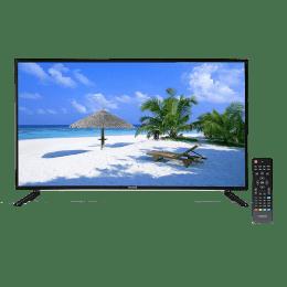 Croma 140 cm (55 inch) 4k Ultra HD LED Smart TV (EL7338, Black)_1