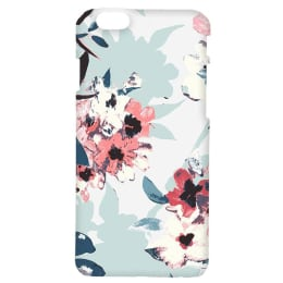 RedFinch Flower Print Hard Back Case Cover for Apple iPhone 6 (HD_IP 6_FLW_001, Multicolor)_1