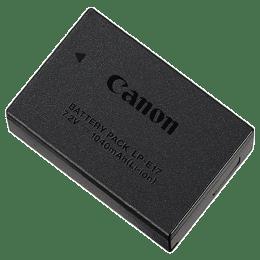 Canon 1040 mAh Camera Battery Pack (LP-E17, Black)_1