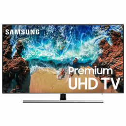 Samsung 191 cm (75 inch) 4k Ultra HD LED Smart TV (UN75NU8000FXZA, Black)_1