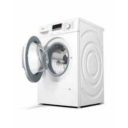 Bosch 6.5 kg Fully Automatic Front Loading Washing Machine (WAK20265IN, White)_1