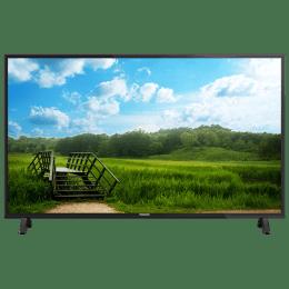 Panasonic 124 cm (49 inch) 4k Ultra HD LED Smart TV (TH-49FX600D, Black)_1