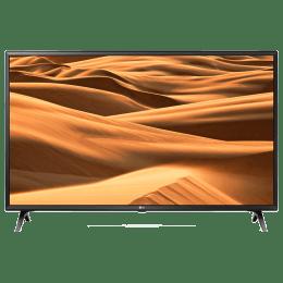 LG 124.46 cm (49 inch) 4k Ultra HD LED Smart TV (Black, 49UM7300)_1