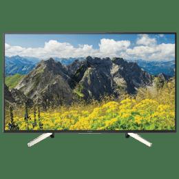Sony 140 cm (55 inch) 4k Ultra HD LED Smart TV (KD-55X7500F, Black)_1