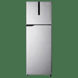 Panasonic 336 Litres 3 Star Frost Free Inverter Double Door Refrigerator (Surround Cooling Airflow, NRBG341VSS3, Shining Silver)_1