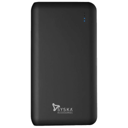 Syska Power Pro 150 15000 mAh Power Bank (Black)_1