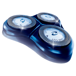 Philips Shaver (HQ56, Blue)_1