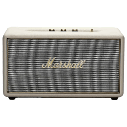 Marshall Stanmore Bluetooth Speaker (Cream)_1