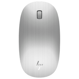 HP Spectre 500 1600 DPI Bluetooth Mouse (1AM58AA, Silver)_1