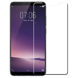 RedFinch Tempered Glass Screen Protector for Vivo V7 (Transparent)_1