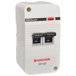 Anchor Uno Guard Mini MCB (98494, White)_1