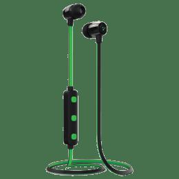 Syska H15 Wireless Earphones (Green)_1