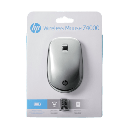 HP Z4000 Bluetooth Mouse (Silver)_1