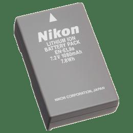Nikon Camera Battery (EN-EL9A, Black)_1