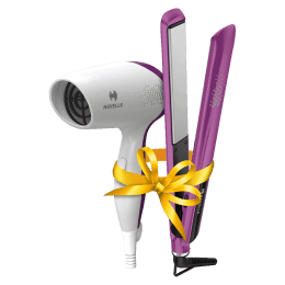 Havells Corded Styling Pack (HC4025, Purple/White)_1