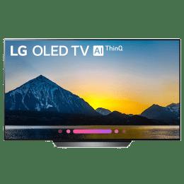 LG 165 cm (65 inch) 4k Ultra HD OLED Smart TV (OLED65B8PUA, Black)_1