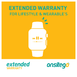 Onsitego 1 Year Extended Warranty for Smartwatch (Rs.20,000 - Rs.25,000)_1