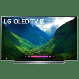 LG 196 cm (77 inch) 4k Ultra HD OLED Smart TV (OLED77C8PUA, Black)_1
