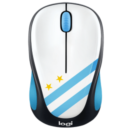 Logitech M238 1000 DPI Wireless Mouse Argentina (910-005405, White)_1