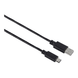 Hama 100 cm USB 2.0 (Type-A) to USB (Type-C) Cable (135722, Black)_1