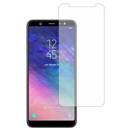 Stuffcool Mighty Tempered Glass Screen Protector for Samsung Galaxy A6 (MGGP25DSGA6, Clear)_1