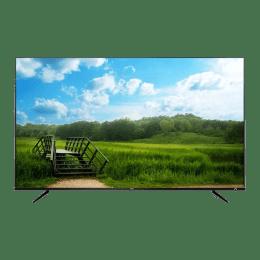 TCL 109 cm (43 inch) 4k Ultra HD LED Smart TV (43P6US, Black)_1