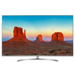 LG 140 cm (55 inch) 4k Ultra HD LED Smart TV (55UK7500, Black)_1