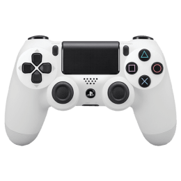 Sony Dualshock 4 Wireless Controller for PlayStation 4 (White)_1