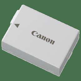 Canon 1120 mAh Camera Battery Pack (LP-E8, White)_1