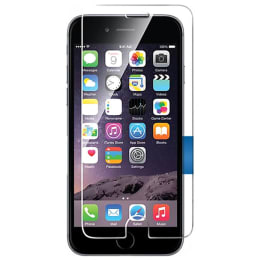 Impex Tempered Glass Screen Protector for Apple iPhone 6/6S (IP6001, Transparent)_1
