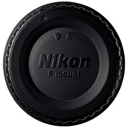 Nikon Body Cap (BF-1B, Black)_1