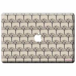 Macmerise Payal Singhal Crow Tree Skin for 11 Inches Apple MacBook (MCS13CPS0020, Beige)_1