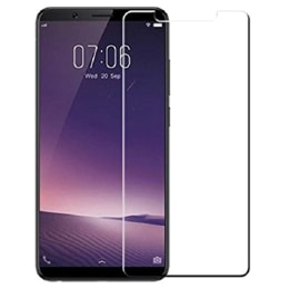 RedFinch Tempered Glass Screen Protector for Oppo F5 (Transparent)_1