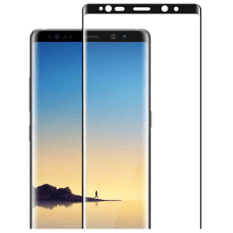 RedFinch Tempered Glass Screen Protector for Samsung Galaxy Note 8 (Transparent)_1