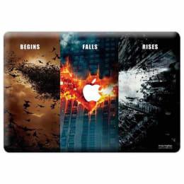 Macmerise Batman Trilogy Skin for 11 Inches Apple MacBook Pro (MCS15RDK0026, Multicolor)_1