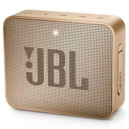 JBL GO 2 Portable Bluetooth Speaker (Champagne)_1