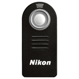 Nikon Wireless Camera Remote Controller (ML-L3, Black)_1