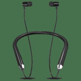 Itek Voice Enabled Wireless Bluetooth Earphones (Black)_1