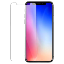 Impex 0.20 mm Tempered Glass Screen Protector for Apple iPhone X (IPX001, Transparent)_1