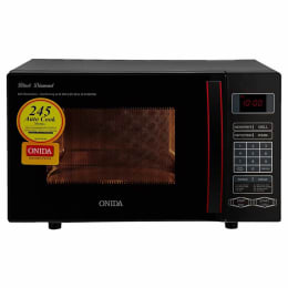 Onida 20 litres Convection Microwave Oven (MO20CES12B, Black)_1