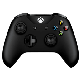 Microsoft Wireless Controller for Xbox One (Black)_1