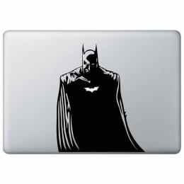 Macmerise The Dark Knight Decal for 11 Inches Apple MacBook (MCDM13DK0092, Black)_1