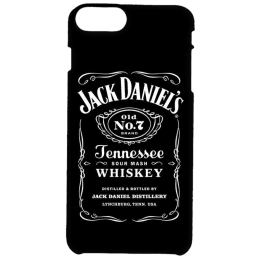 Buy RedFinch Jack Daniels Print Hard Back Case Cover for Apple ...