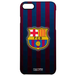Macmerise Fcb Crest Polycarbonate Back Case Cover for Apple iPhone 7 Plus/8 Plus (IPCIP8PBA0624, Multicolor)_1