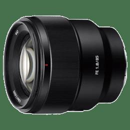 Sony FE 85 mm F1.8 E-Mount Lens (SEL85F18, Black)_1