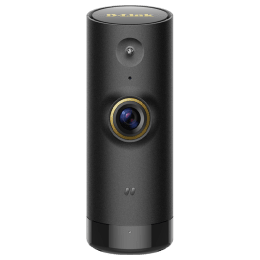 D-Link Mini HD Wi-Fi Security Camera (DCS-P6000LH, Black)_1