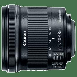 Canon EF-S 10-18 mm F4.5-F5.6 IS STM Ultra-Wide Lens (Black)_1
