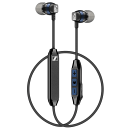 Sennheiser CX 6.00BT Bluetooth Earphones (Black)_1