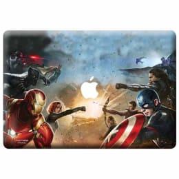 Macmerise Good Vs Right Skin for 11 Inches Apple MacBook Air (MCS11AMM0242, Multicolor)_1